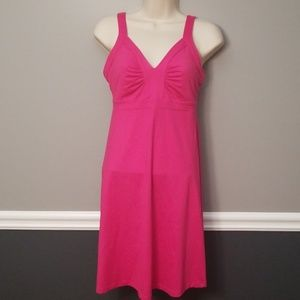 Patagonia Fuschia Dress